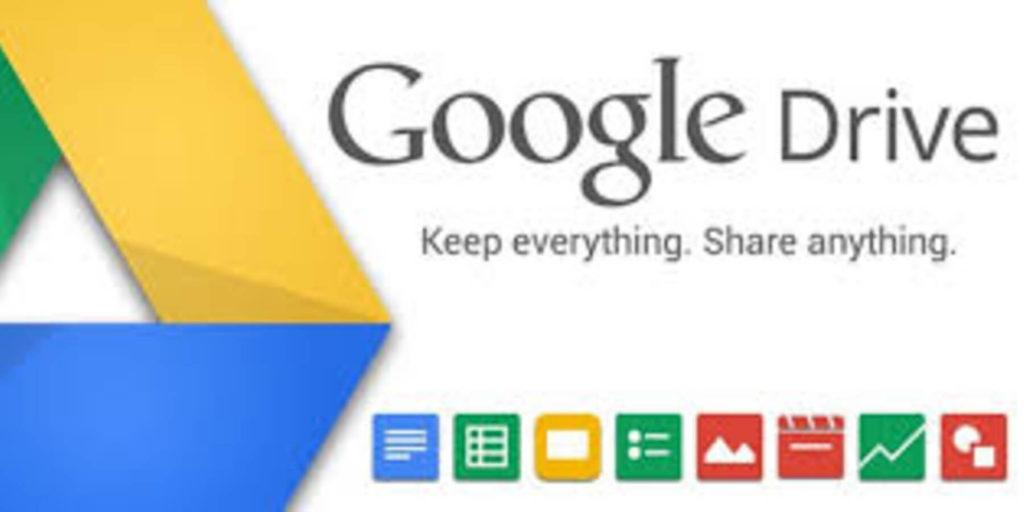 Tiada Lagi Aplikasi Google Drive Pada March 2018