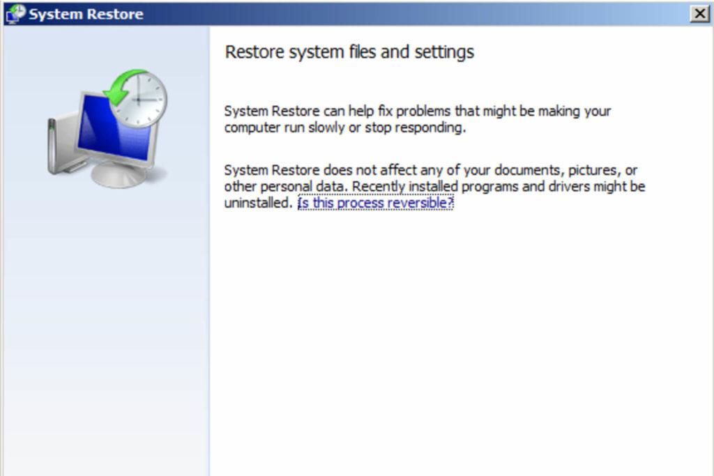 Cara Membuat System Restore Point Windows 7