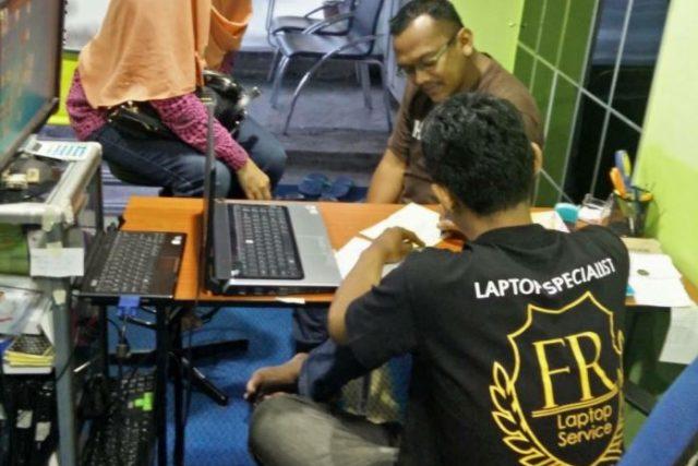Format Laptop Murah di Shah Alam
