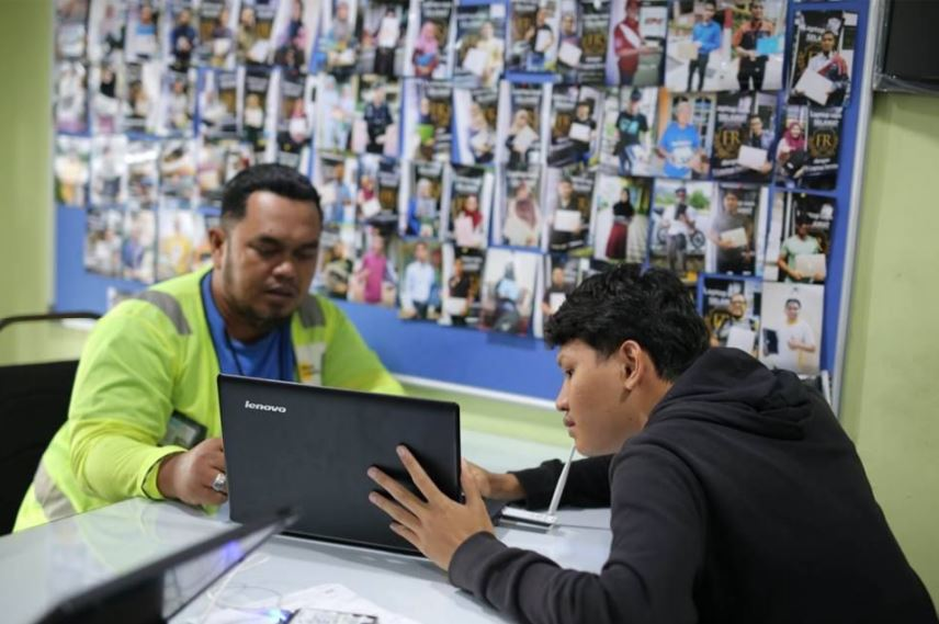 Kedai Repair Laptop Murah Di Taman Shamelin