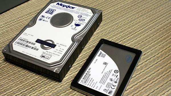 Perbezaan Antara SSD Dan HDD
